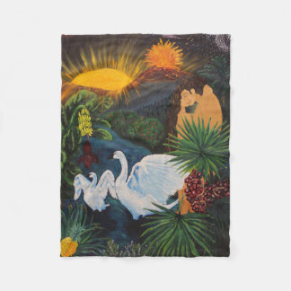 Creation - Fleece Blanket フリースブランケット