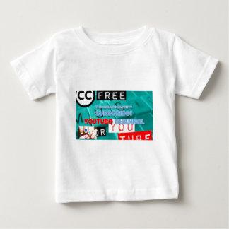 Creationartist7 Youtubeチャネル326 ベビーTシャツ