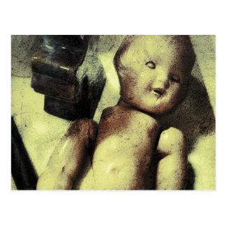 Creepy Doll ポストカード