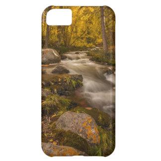 Crestoneの入り江の秋色 iPhone5Cケース