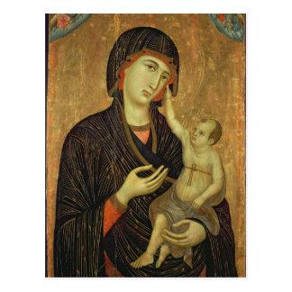 Crevoleマドンナ、c.1284 ポストカード