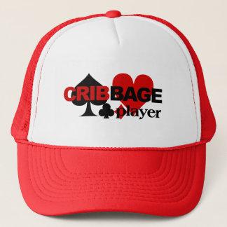 Cribbageプレーヤーの帽子 キャップ