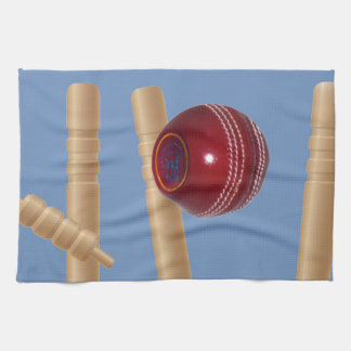 Cricket_Stumps、_ キッチンタオル