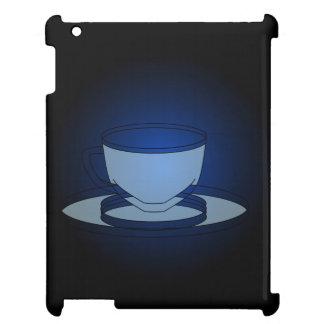 CricketDianeのiPadの場合のモダンなレトロのコーヒーDeco iPadケース