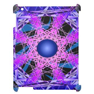 CricketDianeのiPadの場合の複雑でモダンな幾何学的 iPadカバー