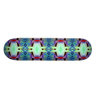 CricketDiane著極度なスケートボードのデッキGeometrix 21.6cm オールドスクールスケートボードデッキ
