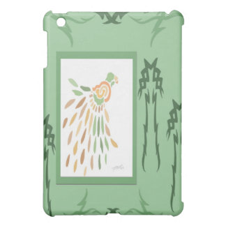 CricketDiane著鳥およびヤシの木のiPad iPad Miniケース