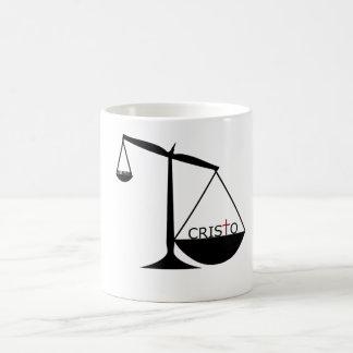 Cristo ESの市長のqueのreligión - taza コーヒーマグカップ