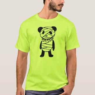 Critical panda tシャツ