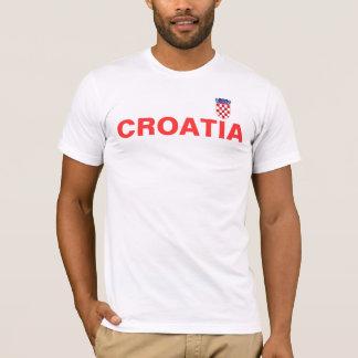 croatian_flag、クロアチア tシャツ