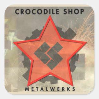 CROCの店Metalwerks スクエアシール