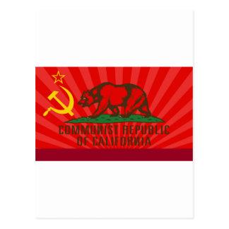 CROCの旗 ポストカード
