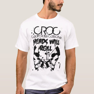 crocは転がります tシャツ