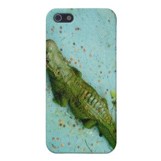Croc水 iPhone SE/5/5sケース