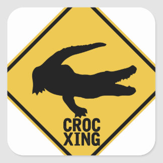 Croc Xing スクエアシール