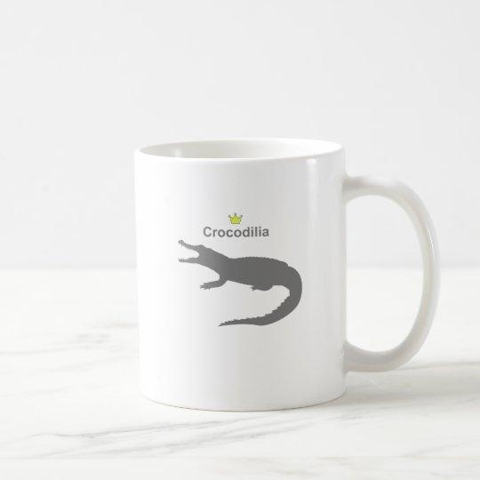 Crocodilia g5 コーヒーマグカップ