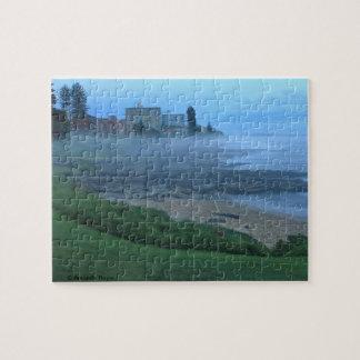 Cronullaのパズル上の霧 ジグソーパズル