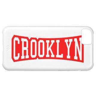 CROOKLYN、NYC iPhone5Cケース