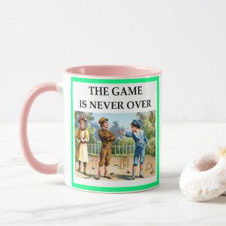 croquet マグカップ