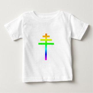 Cross法皇の ベビーTシャツ