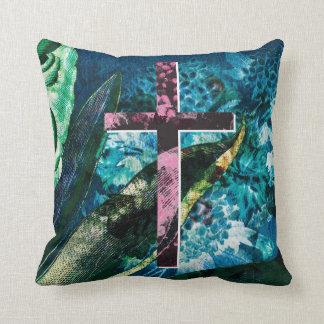 Cross Pillow クッション