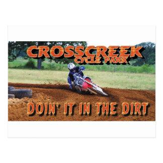 CrossCreekのスワッグ ポストカード
