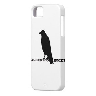 Crow iPhone 5 カバー