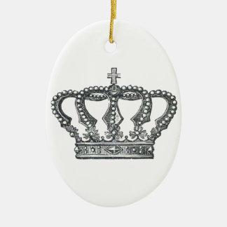 Crown王の セラミックオーナメント