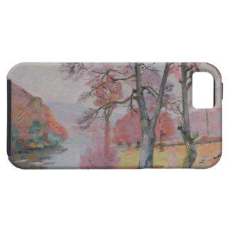 Crozant、ブリッタニー1912年(キャンバスの油) iPhone SE/5/5s ケース