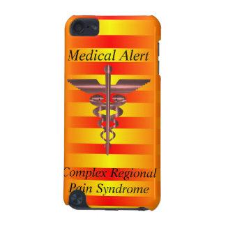 CRPS医学の注意深いIPodの場合 iPod Touch 5G ケース