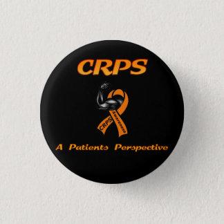 CRPS患者の見通しのバッジ 3.2CM 丸型バッジ