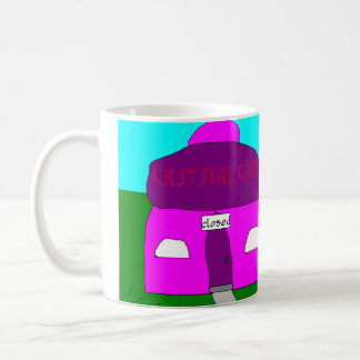 Crsystalのカフェ コーヒーマグカップ