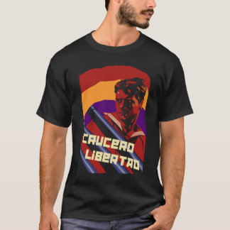 CRUCERO LIBERTAD Tシャツ