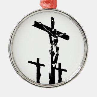 Crucfixion メタルオーナメント