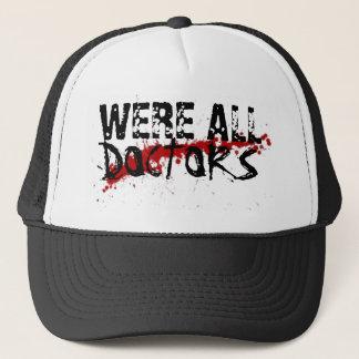 Crunk - Flatbillのトラック運転手の帽子 キャップ