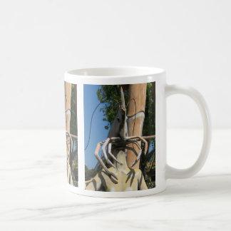 Crustacean AKA氏のロブスターの頭部の…仏教の地獄 コーヒーマグカップ