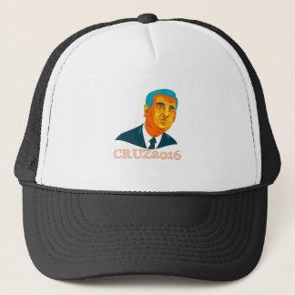 Cruzの大統領2016共和党WPA キャップ