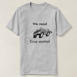 Cruz制御 Tシャツ