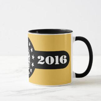 Cruz 2016のマグ-大統領のためのテッドCruz マグカップ