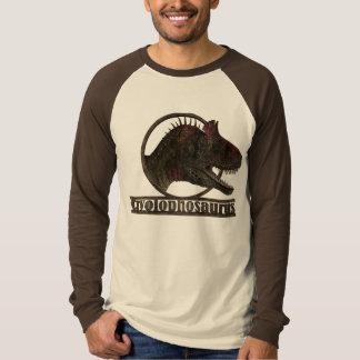 Cryolophosaurusのワイシャツ Tシャツ