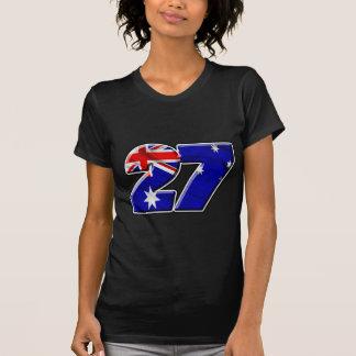 CS27flag Tシャツ