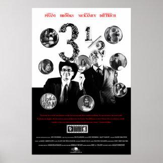 CSA 3 1/2の27X40映画のポスター ポスター