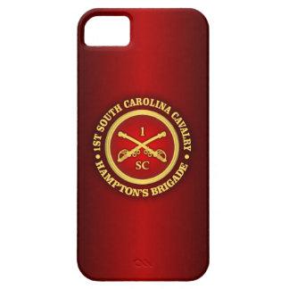 CSC第1サウスカロライナの騎兵隊 iPhone SE/5/5s ケース