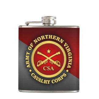 CSC -北ヴァージニアの騎兵隊隊の軍隊 フラスク