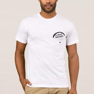 CSCCのロゴのない極度なパラグライダー Tシャツ