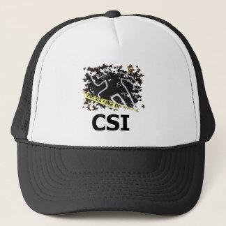 CSIの帽子 キャップ