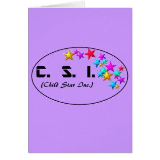 CSI カード