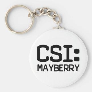 CSI Mayberry キーホルダー