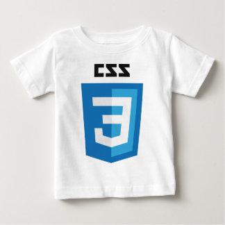 CSS3ロゴ ベビーTシャツ