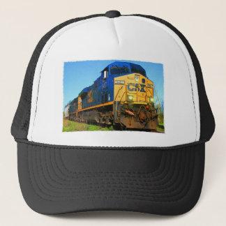CSXの列車 キャップ